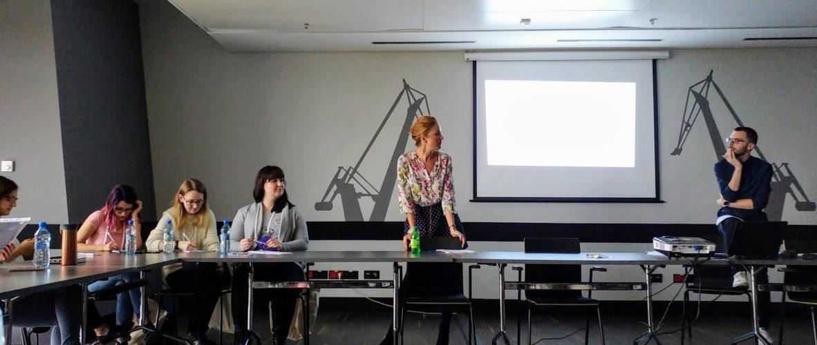Konrad Kruczkowski i Anna Śmigulec – warsztaty