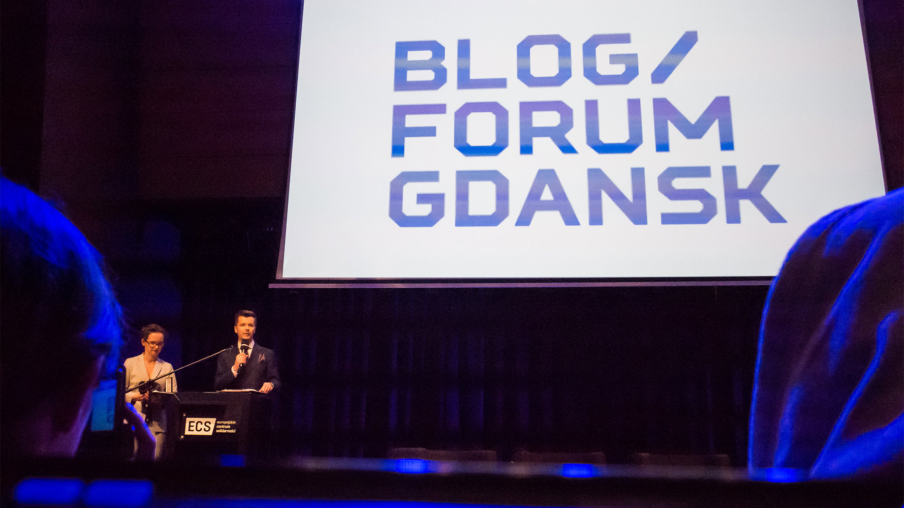 Blog Forum Gdańsk 2017 – czyli Mąż swojej Żony na blogowym haju