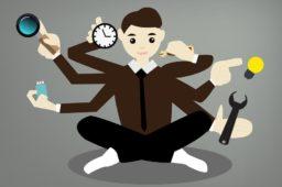 Multitasking – czy to ma sens?